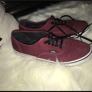 women vans shoes size 7.5